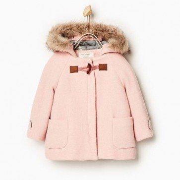 sewa-Perlengkapan Musim Dingin-Zara Baby Coat