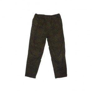 sewa-Perlengkapan Musim Dingin-Uniqlo Kids Warm Lined Army Trousers Size 3-4 Tahun