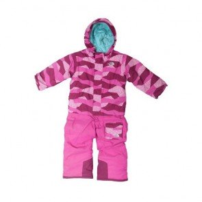 sewa-Perlengkapan Musim Dingin-The North Face Toddler Insulated Jumpsuit