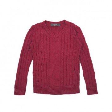 sewa-Baju Musim Dingin Anak-Coldwear Cotton Cable Sweater 7-8 Tahun