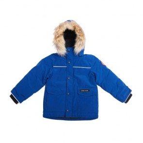 sewa-Baju Musim Dingin Anak-Canada Goose Kids Lynx Parka