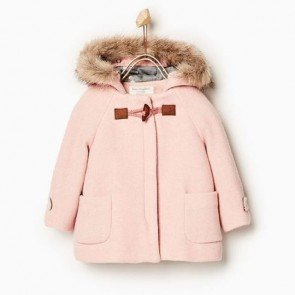 sewa-Baju Musim Dingin Anak-Zara Baby Coat 12 - 18 Bulan dan 2-3 Tahun