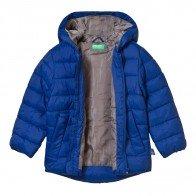 sewa-Pakaian & Kostum-United Colors of Benetton - Jacket With Hood Blue