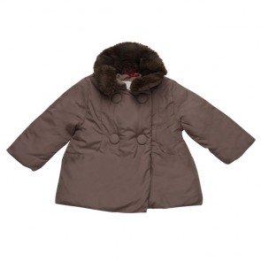 sewa-Perlengkapan Musim Dingin-Zara Baby Button Jacket