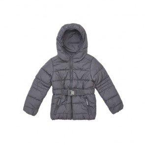sewa-Baju Musim Dingin Anak-Zara Girls Grey and Red Puffer Jacket -2-3 dan 3-4 Tahun