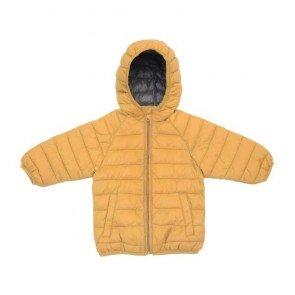 sewa-Perlengkapan Musim Dingin-Zara Baby Light Weight Mustard Jacket 18-24 Months