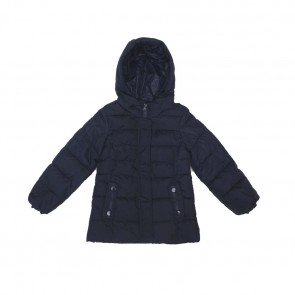 sewa-Baju Musim Dingin Anak-Zara Winter Jacket With Faux Fur Hood 4-7 Tahun
