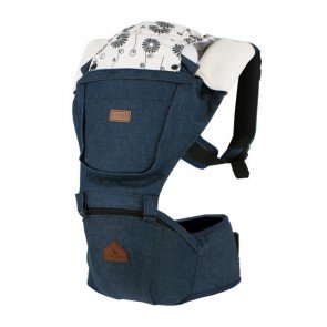sewa-Baby Carrier-I-Angel Denim