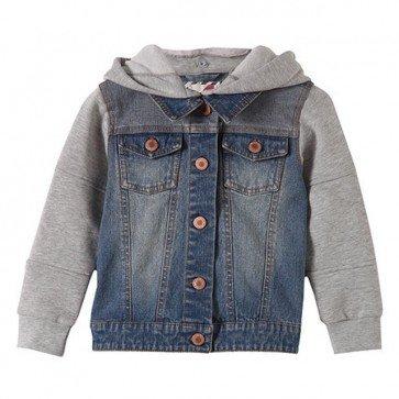 sewa-Pakaian & Kostum-Cotton On Denim Jacket