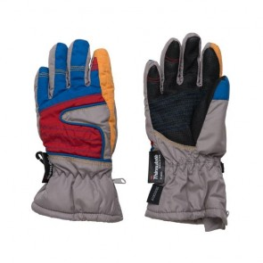 sewa-Perlengkapan Musim Dingin-Wintertime Snow Gloves Rainbow