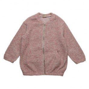 sewa-Perlengkapan Musim Dingin-Zara Knit Zipper Sweater