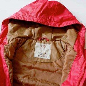 sewa-Perlengkapan Musim Dingin-Zara Boys Faux Leather Parka