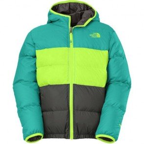 sewa-Perlengkapan Musim Dingin-The North Face Kids Reversible Jacket