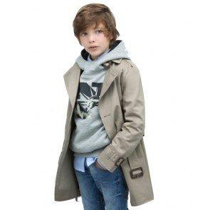 sewa-Perlengkapan Musim Dingin-Zara Boys Trench Coat