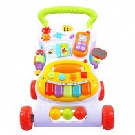 sewa-Mainan-Winfun Grow with Me Musical Walker