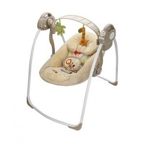 sewa-Lain lain-Babyelle Angel Swing Automatic Bouncer