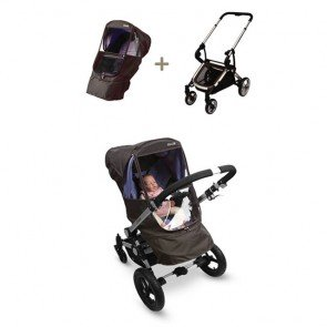 sewa-Lain lain-Manito Elegance Beta Stroller Weather Shield