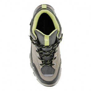 sewa-Sepatu-Quechua Children's Waterproof High Hiking Shoes MH500