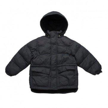 sewa-Perlengkapan Musim Dingin-Zara Boys Grey Jacket