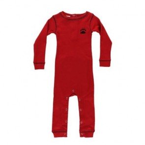 sewa-Perlengkapan Musim Dingin-Lazy One Bear Bum Red Infant Flapjacks