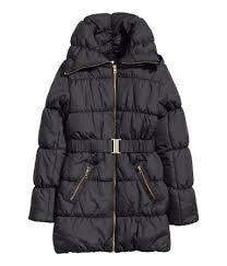 sewa-Perlengkapan Musim Dingin-H&M Long Puffer Coat