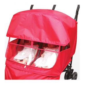 sewa-Lain lain-Manito Twin Raincover Stroller