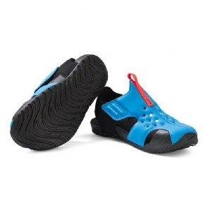 sewa-Sepatu-Nike Sunray Adjust 2 Sandals Photo Blue