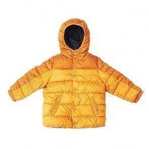 sewa-Baju Musim Dingin Anak-Zara Two Tone Mustard Jacket