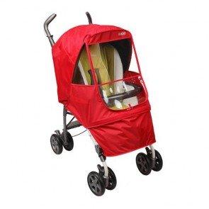 sewa-Stroller-Manito Alpha Rain Cover Stroller