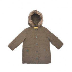 sewa-Baju Musim Dingin Anak-GAP Kids Green Winter Coat - 4 Tahun