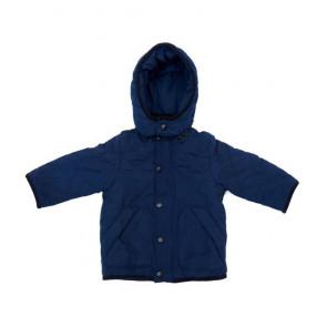 sewa-Perlengkapan Musim Dingin-Zara Baby Navy Winter Jacket 12- 18 Bulan