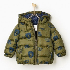 sewa-Perlengkapan Musim Dingin-Zara Winter Jacket
