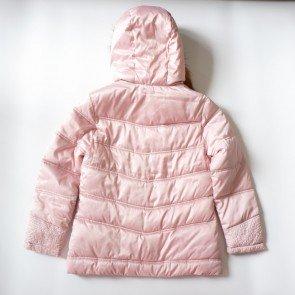 sewa-Perlengkapan Musim Dingin-Zara Girls Pink Jacket