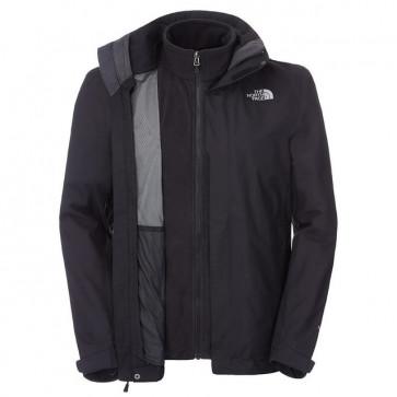 sewa-Perlengkapan Musim Dingin-The North Face Men's Evolve II Triclimate Jacket Small (Dewasa)