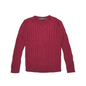 sewa-Pakaian & Kostum-Coldwear Cotton Cable Sweater 7-8 Tahun