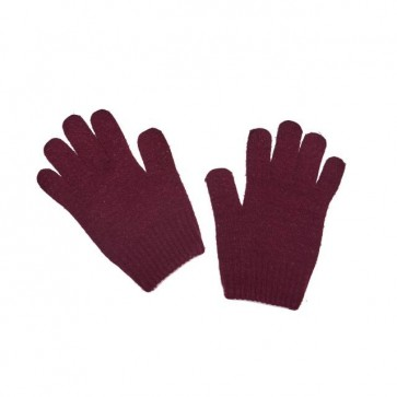 sewa-Baju Musim Dingin Dewasa-Maroon Winter Glove
