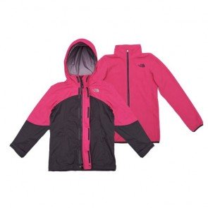sewa-Perlengkapan Musim Dingin-The North Face Girls' Mt. View Triclimate
