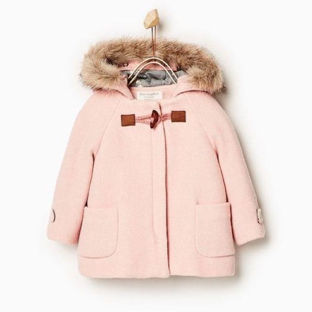 Zara Baby Coat 12 - 18 Bulan dan 2-3 Tahun - Tacanglala