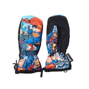 sewa-Baju Musim Dingin Anak-H&M Superman Snow Gloves