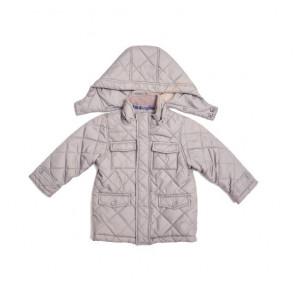 sewa-Perlengkapan Musim Dingin-Zara Baby Grey Winter Jacket