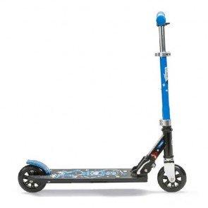 sewa-Mainan-Oxelo Mid 1 Blue Robot Skuter