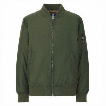 sewa-Perlengkapan Musim Dingin-Uniqlo kids bomber jacket