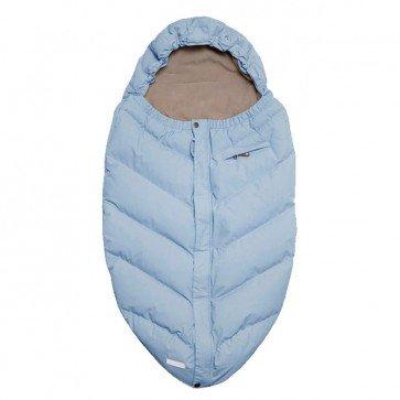 sewa-Perlengkapan Musim Dingin-Knirke B Foot Muff Ashley Blue