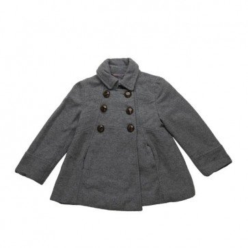 sewa-Sewa-Zara Girls Grey Coat