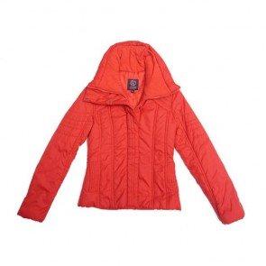 sewa-Perlengkapan Musim Dingin-Mango Women Red Winter Jacket