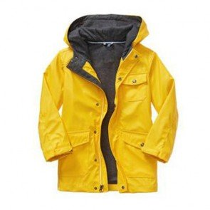 sewa-Pakaian & Kostum-GAP Winter Coat Yellow